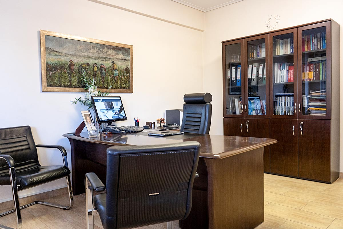 Ορέστης Κωνσταντινίδης - Λογιστικό γραφείο - Αγρίνιο